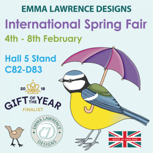 Spring Fair Emma Lawrence Designs
